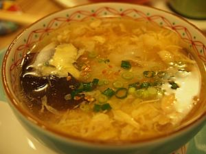 観松館夕ご飯ふかひれスープ.jpg